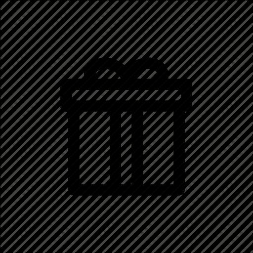 Box, E Commerce, E Commerce Icon, Gift, Shop Icon