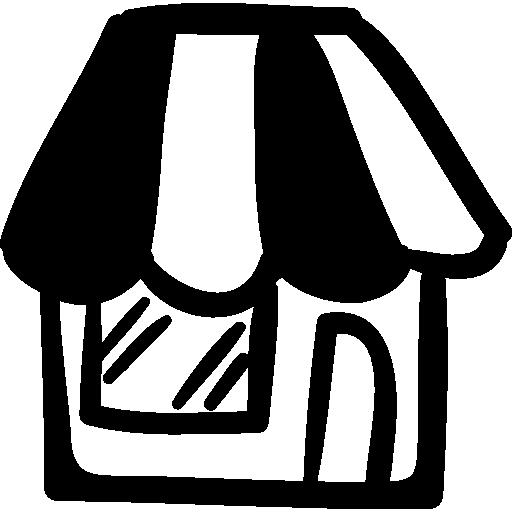 Store Handmade Commercial Symbol