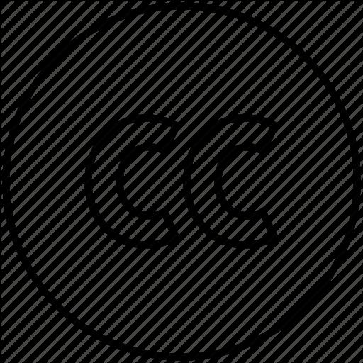 Cc, Creative, Creative Common, Licence, License, Permit Icon