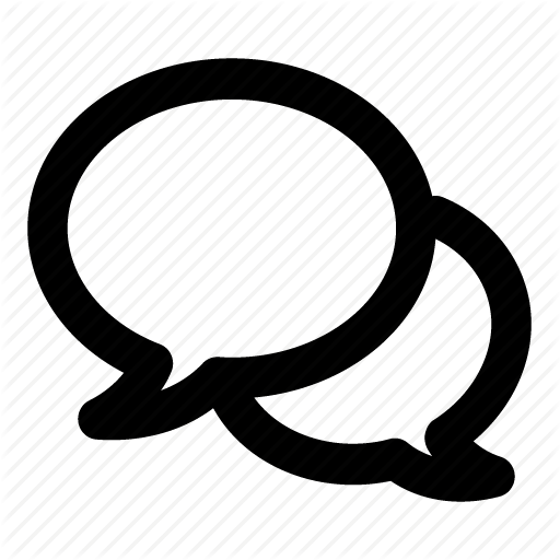 Chat, Conversation, Mail, Message, Sms, Talk Icon