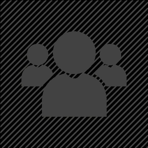 Community Icon Vector