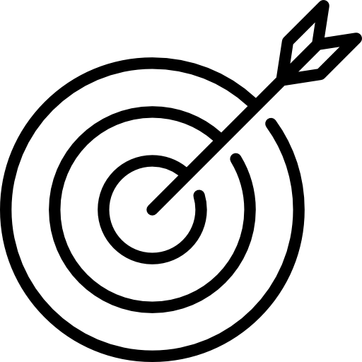 Seo And Online Marketing Elements Icon