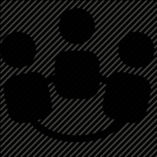 Community, Community Website, Group, Web Service Icon