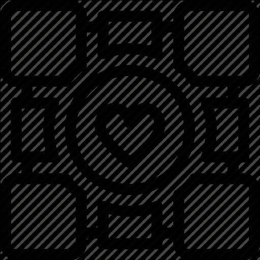 Companion, Cube, Game, Logo, Video Icon