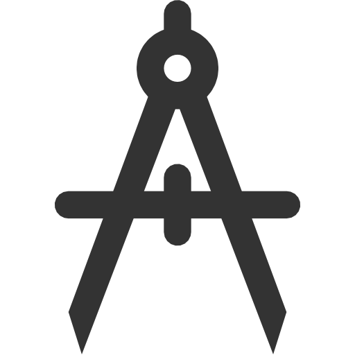 Drafting, The Compass Icon Free Of Windows Icon