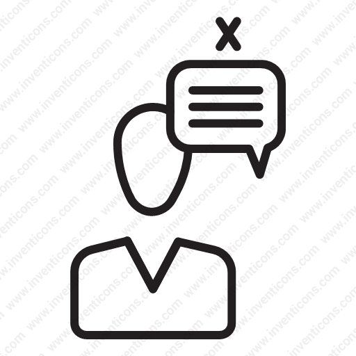 Download Customer Complaint Icon Inventicons