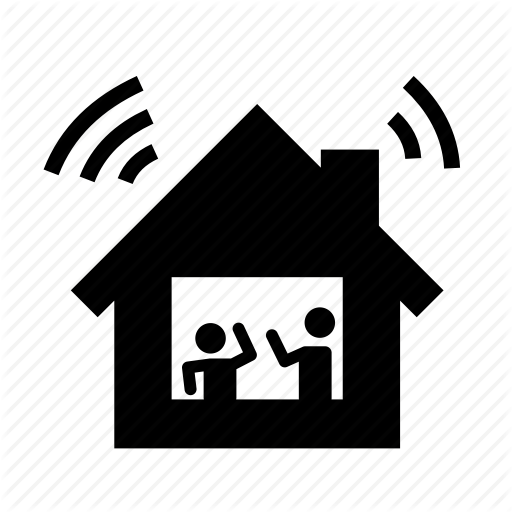 Complaint, Fight, House, Neighbors, Noise, Party, Problems Icon