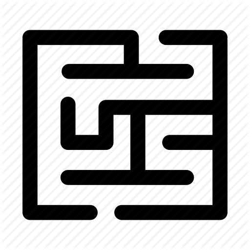 Challenge, Complex, Confusion, Hr, Labyrinth, Maze, Navigate Icon