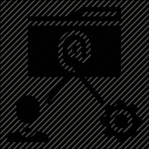 Complexity, Data, File, Gear Icon