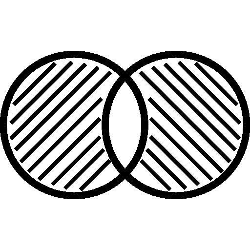 Ensamble Of Circles Icons Free Download