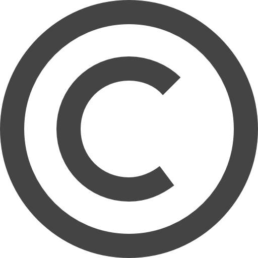Copyright Symbol Icons Free Download