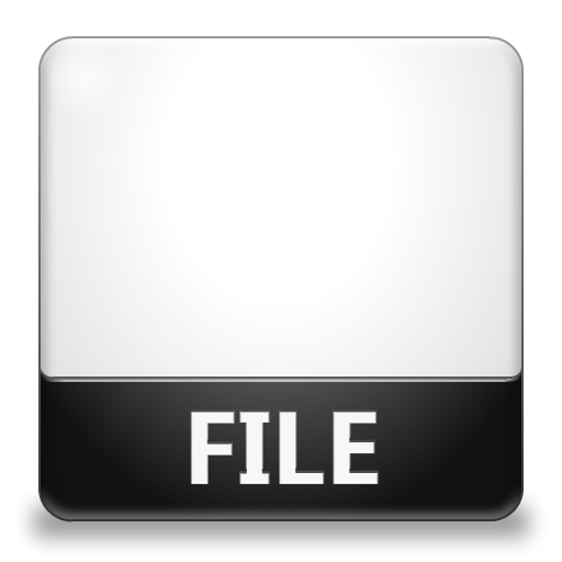 System Document Icon Png Images