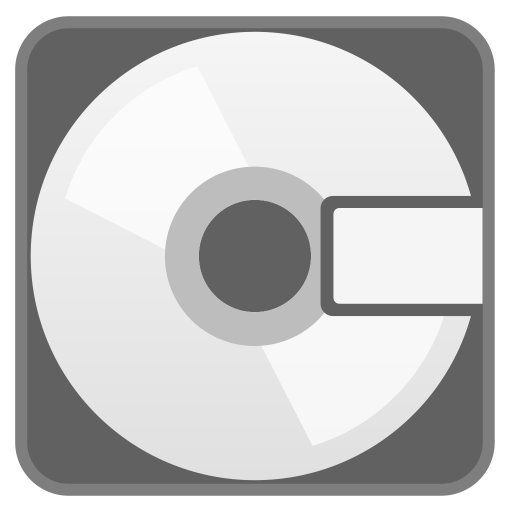 Computer Disk Icon Noto Emoji Objects Iconset Google