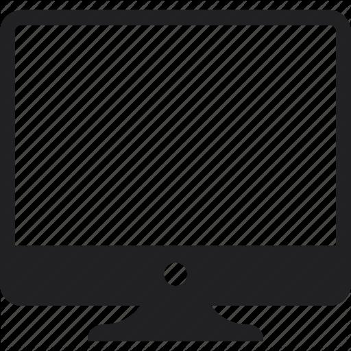 Computer, Desktop, Display, Lcd, Monitor, Screen Icon Icon