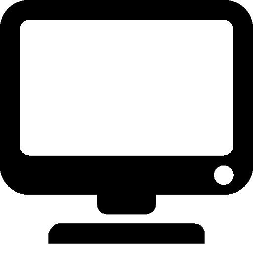 Computer Hardware Monitor Icon Windows Iconset