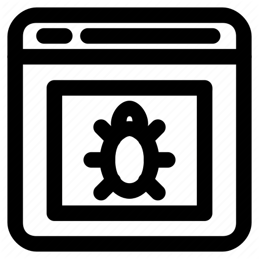 Bug, Computer, Develop, Fix, Program Icon