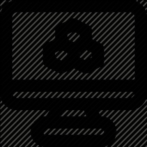 Computer, Laboratory, Research, Science Icon