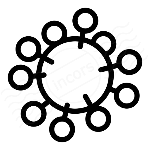 Iconexperience I Collection Virus Icon