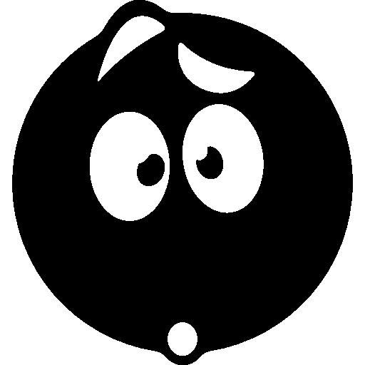 Confused Emoticon Icons Free Download