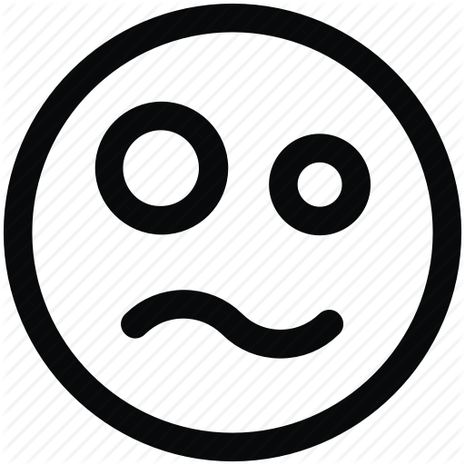 Avatar, Confused, Emoji, Huh Icon Icon