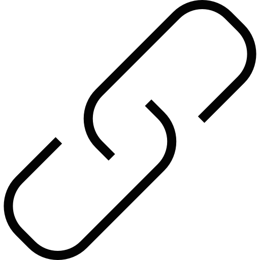 Linked, Chains, Connections, Connection, Link, Connect Icon