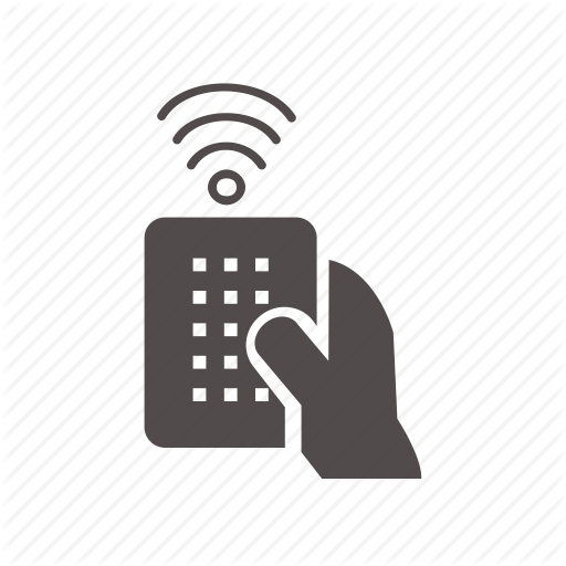 Connected, Device, Mobile, Signal, Technology, Wifi Icon