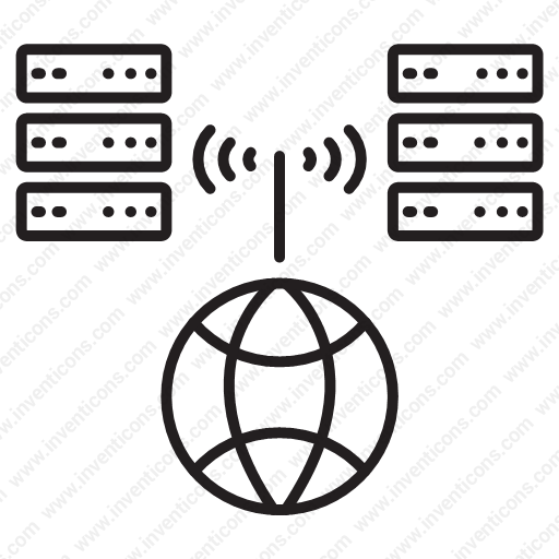 Download Global Connection Icon Inventicons