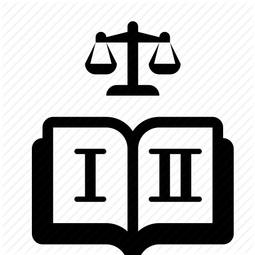 Constitution, Judge, Justice, Law, Legal Icon