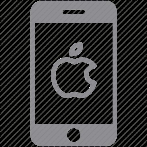 Apple Phone, Gadget, Ios, Ipad, Iphone, Mobile, Telephone Icon