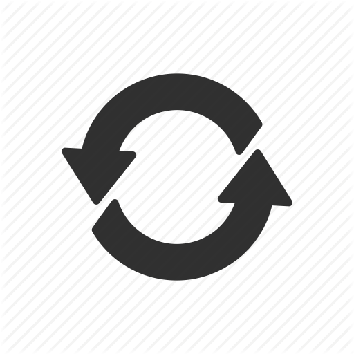 Continue, Cycle, Loading, Processing Icon