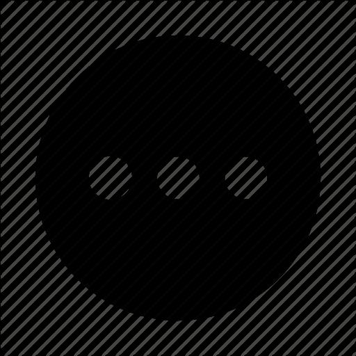 Continue, Dot, Dots, Menu, Navigaton Icon