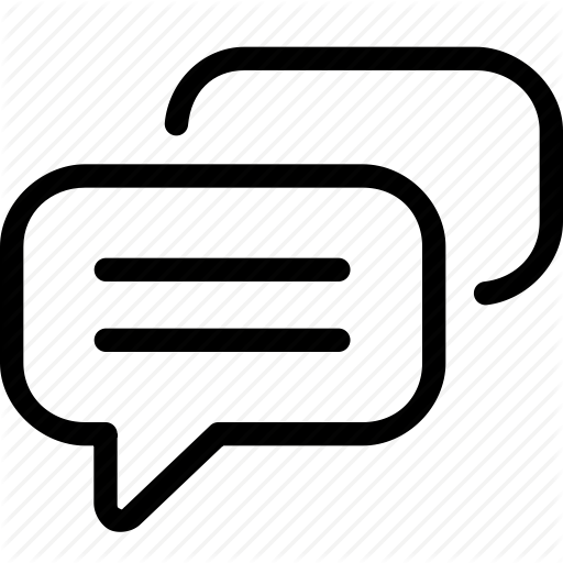 Bubble, Chat, Conversation, Discussion, Message, Talk Icon
