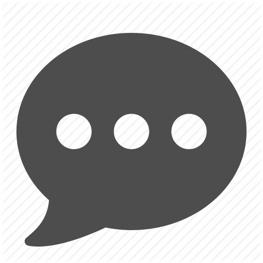 Web Chat Icon Free Icons