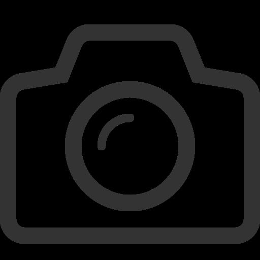 White Camera Icon Images