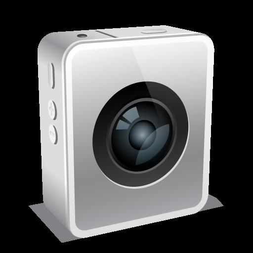 Camera Icon Mini Iconset Double J Design