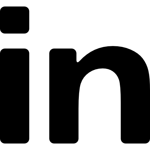 Linked In Logo Of Two Letters