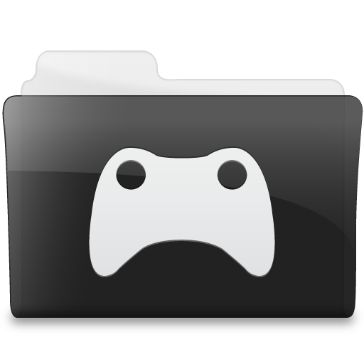 Folder Icons Video Game