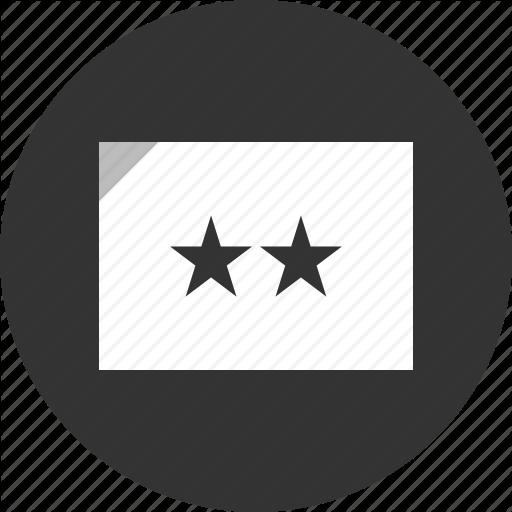 Analytics, Stars, Two Icon