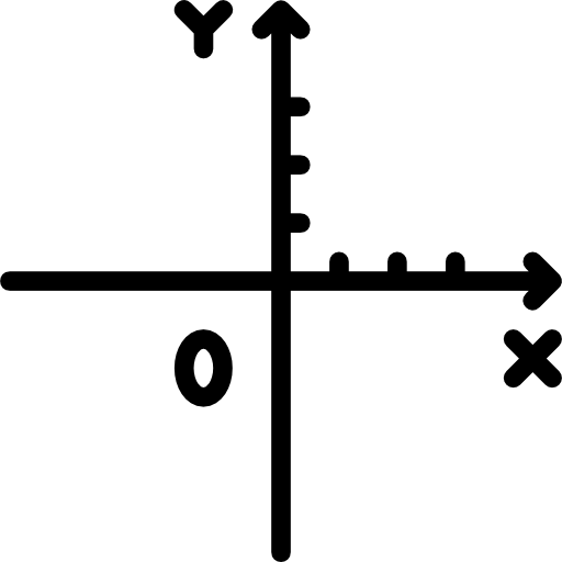 Cartesian Coordinate System Icons Free Download