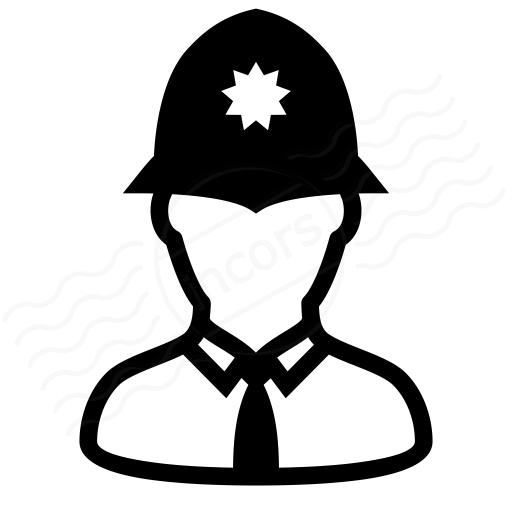Iconexperience I Collection Policeman Bobby Icon