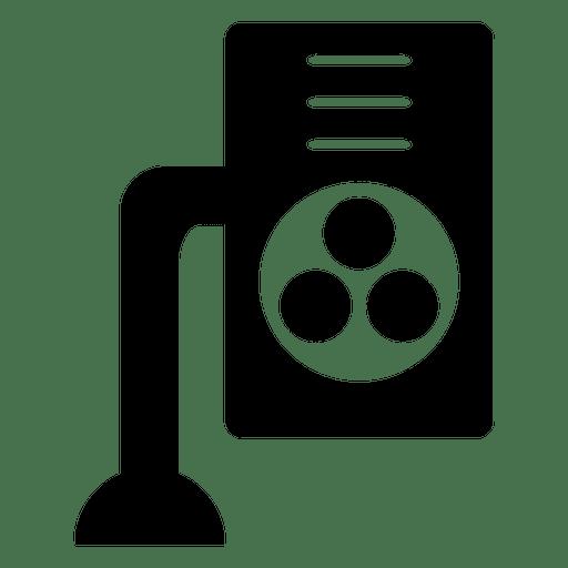 Machine Icon Symbol