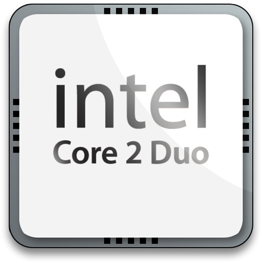 Intel Core Duo Icon
