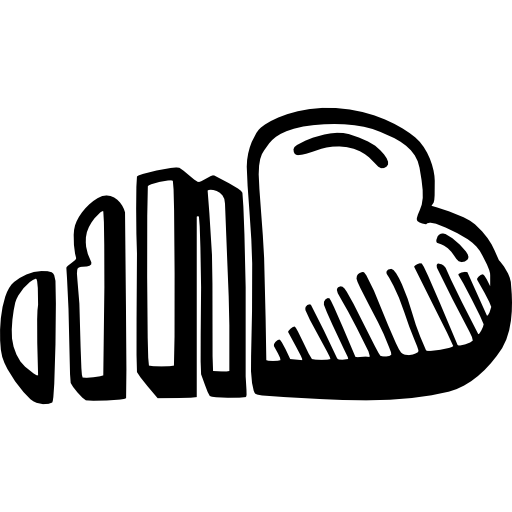 Soundcloud Draw Logo