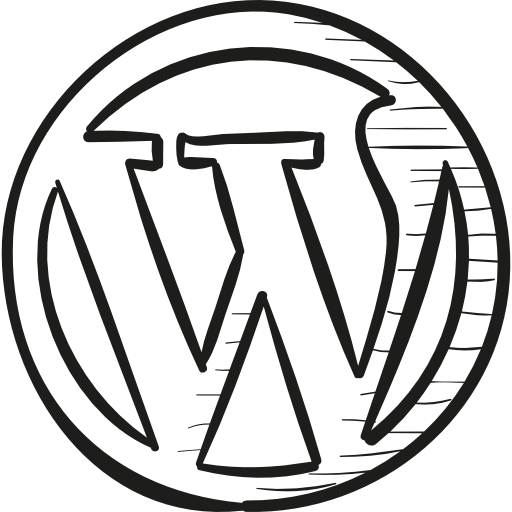Wordpress Draw Logo