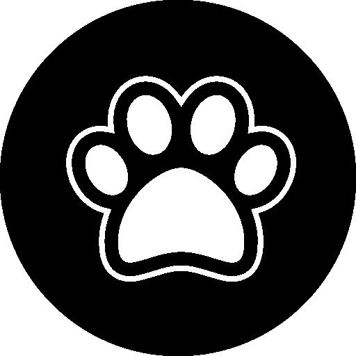 Dog Paw Icons Free Download