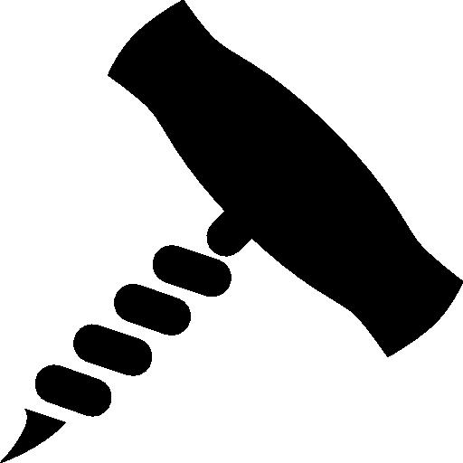 Food Corkscrew Icon Android Iconset