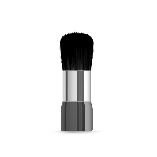 Brush, Cosmetic Icon