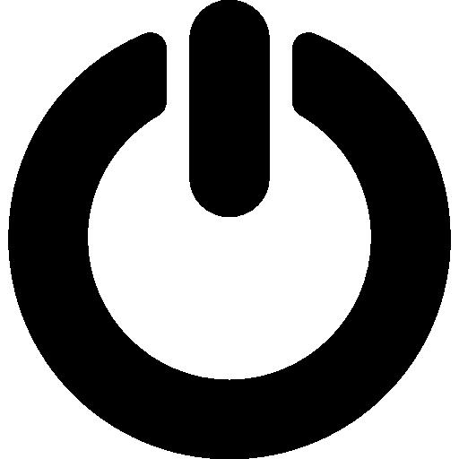 Shut Down Icon Icons Free Download