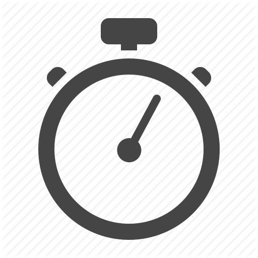 Alarm, Countdown, Productivity, Stopwatch Icon
