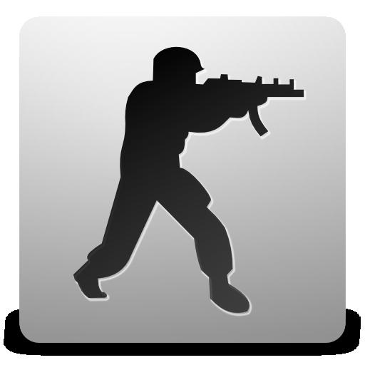 Counter, Counter Strike Icon